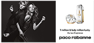 1 Million Lucky and Lady Million Lucky: новые ароматы Paco Rabanne
