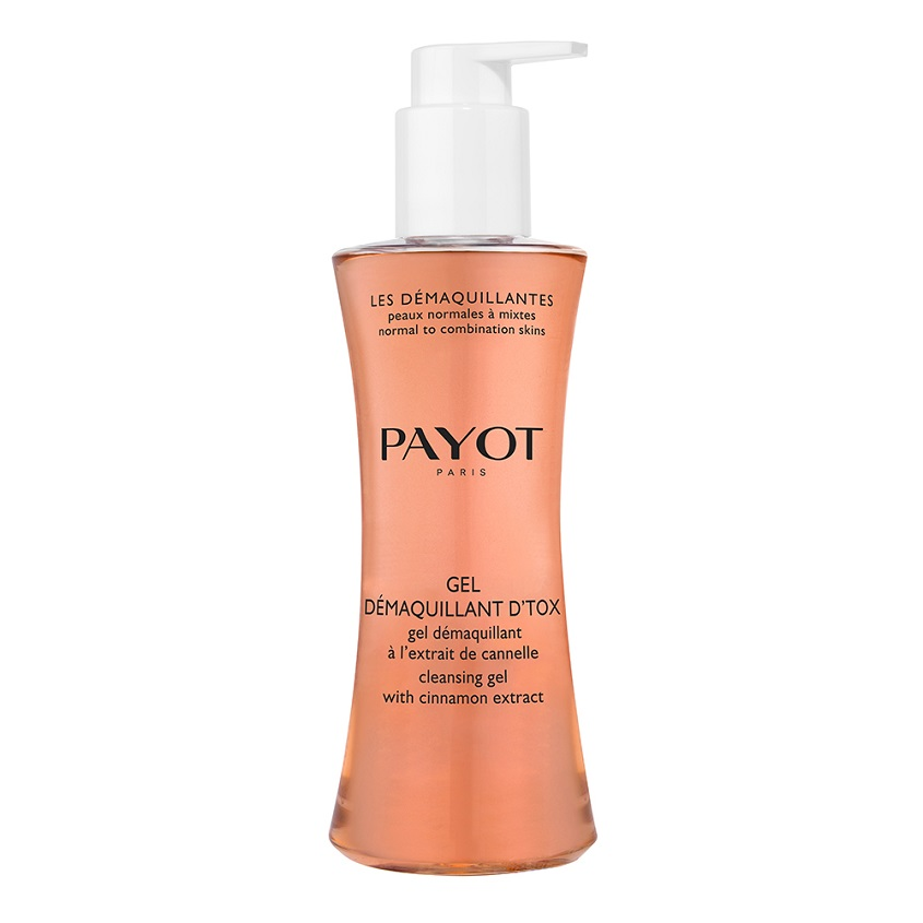 PAYOT Очищающий гель с дозатором Gel Demaquillant D'Tox