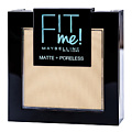 MAYBELLINE NEW YORK Пудра Fit Me Matte+Poreless