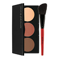 SMASHBOX Скульптор для лица Step-by-step Contour Kit travel