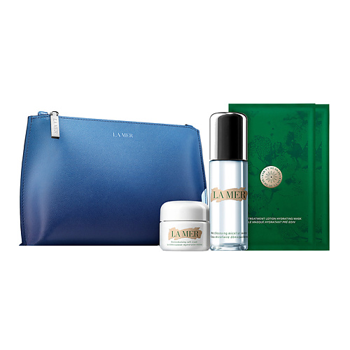 LA MER Набор The Refreshing Radiance Collection