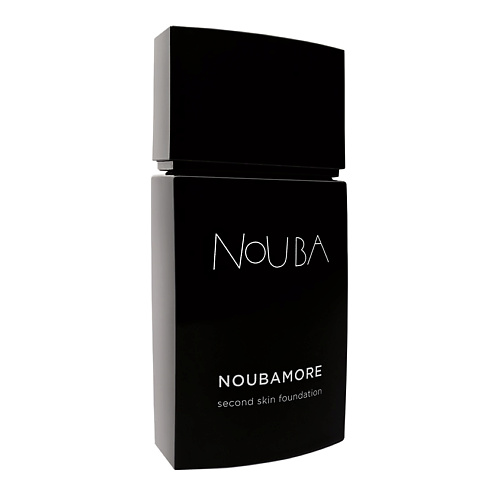 NOUBA Тональная основа для лица NOUBAmore Second Skin Foundation