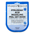 MASQUEOLOGY Маска для лица с гиалуроновой кислотой Modeling Peel Off Mask