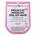 MASQUEOLOGY Маска для лица с каолиновой глины Modeling Peel Off Mask