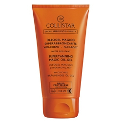 COLLISTAR Масло-гель для загара Special Perfect Tanning