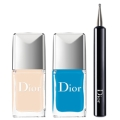 DIOR Набор для маникюра Polka Dots Kit Manucure Couleur & Pois