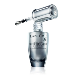 LANCOME Гель-уход для глаз Gel Genifique Light Pearl Advanced