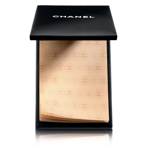 CHANEL PAPIER MATIFIANT DE CHANEL МАТИРУЮЩАЯ БУМАГА CHANEL